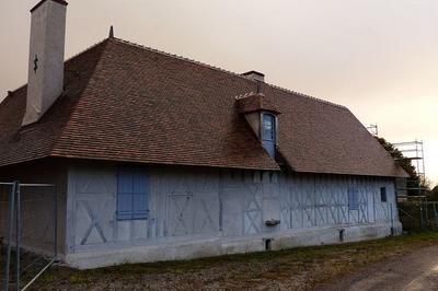 Visite Guidée De La Maison à Pans De Bois De Neuglize à Bessay sur Allier