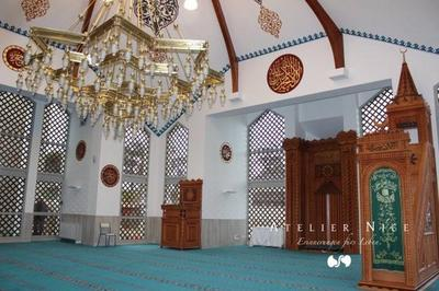 Visite Guidée De La Mosquée D'annonay Par Groupes. à Annonay