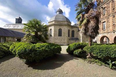 Visite Guidée De La Partie Historique De L'hôpital à Coutances