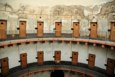 Visite Guidée De La Prison Panoptique D'autun à Autun