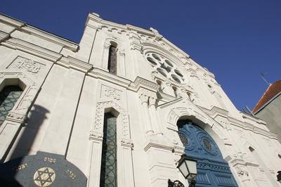 Visite Guidée De La Synagogue à Reims