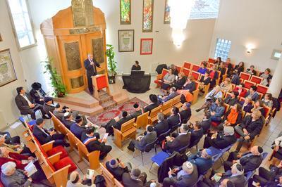 Visite Guidée De La Synagogue D'issy à Issy les Moulineaux