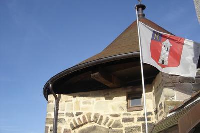 Visite Guidée De La Tour D'anglemein Xiiième. à Rambervillers
