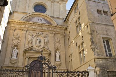 Visite Guidée De Sainte Catherine De Sienne À Aix à Aix en Provence