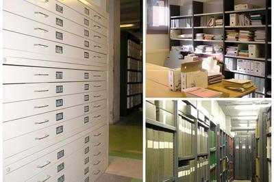 Visite Guidée Des Archives à Grenoble
