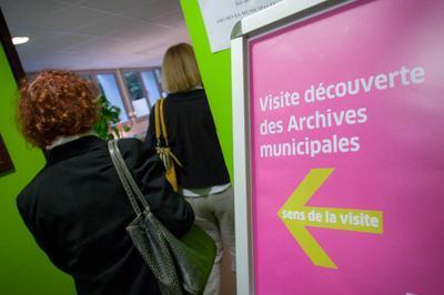 Visite Guidée Des Archives Municipales à Argenteuil