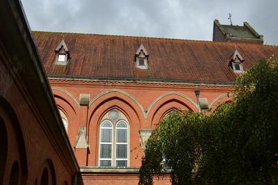Visite Guidée Des Bâtiments Et Des Jardins De L'abbaye à Troisvaux