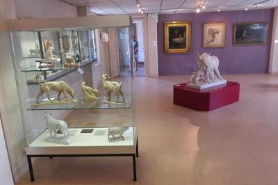 Visite Guidée Des Collections D'art Animalier à Vernon