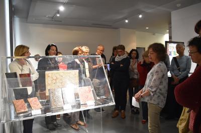 Visite Guidée Des Collections En Présence De La Collectionneuse Valérie Hubert à Lunel