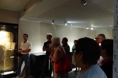 Visite Guidée Des Collections Et Des Expositions Temporaires à Lunel