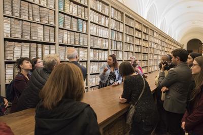 Visite Guidée Des Grands Dépôts D'archives à Paris 4ème