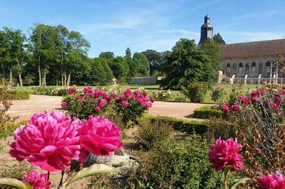 Visite Guidée Des Jardins à Thiron Gardais