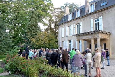 Visite Guidée Des Jardins Et De La Glacière De La Sous-préfecture à Langres