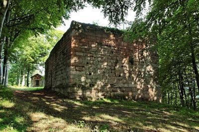 Visite Guidée Des Ruines Du Château De Bruyères à Bruyeres