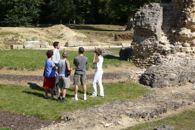Visite Guidée Des Sanctuaires Gaulois Et Romain D'allonnes à Allonnes