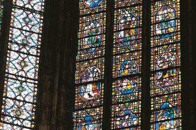 Visite Guidée Des Vitraux à Narbonne