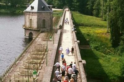 Visite Guidée Du Barrage Du Lac Des Settons à Montsauche les Settons
