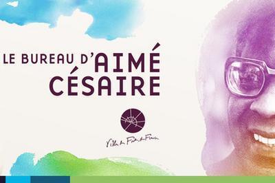 Visite Guidée Du Bureau D'aimé Césaire à Fort De France