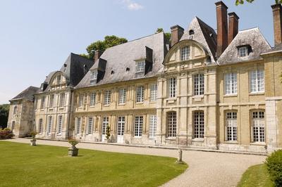 Visite Guidée Du Château à Duclair