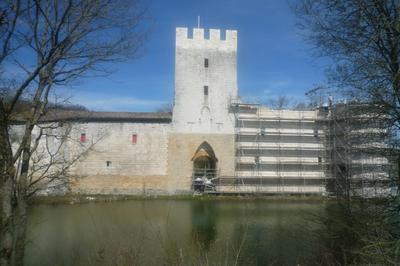 Visite Guidée Du Château à Vaucouleurs