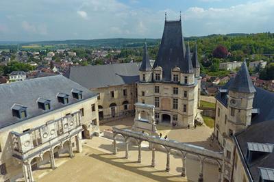 Visite Guidée Du Château à Gaillon