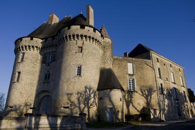 Visite Guidée Du Château De Barbezieux à Barbezieux saint Hilaire