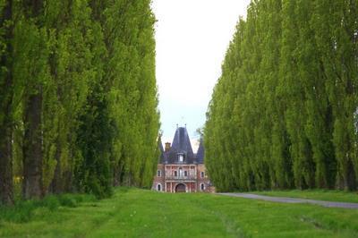 Visite Guidée Du Château De Bonnemare à Radepont