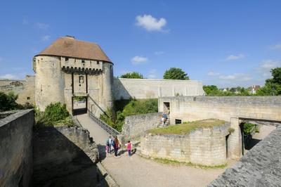 Visite Guidée Du Château De Caen