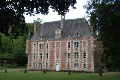 Visite Guidée Du Château De Canteloup à Amfreville Sous les Monts
