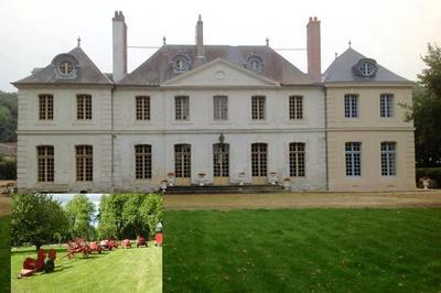 Visite Guidée Du Château De Couvicourt à Gaillon