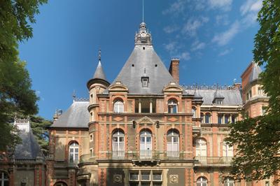 Visite Guidée Du Château De Dino à Montmorency