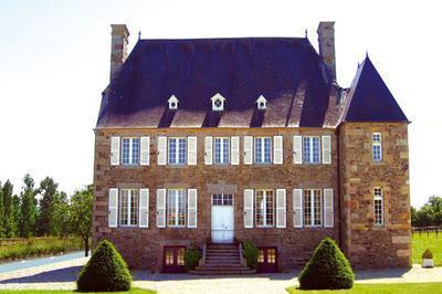 Visite Guidée Du Château De La Semondière à Brecey