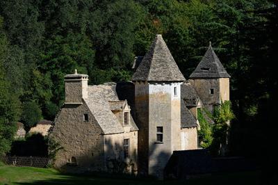 Visite Guidée Du Château De Lacypierre à Saint Crepin et Carlucet