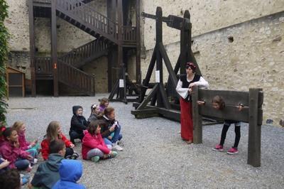 Visite Guidée Du Château De Mauvezin