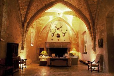 Visite Guidée Du Château De Mélac à Saint Rome de Cernon