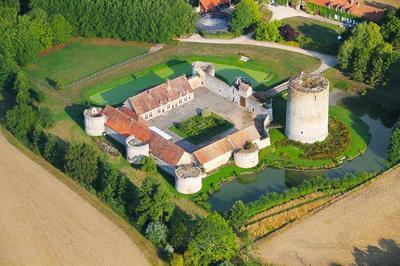 Visite guidée du château de Nesles-en -dôle à Seringes et Nesles