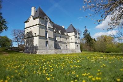Visite Guidée Du Château De Nuits