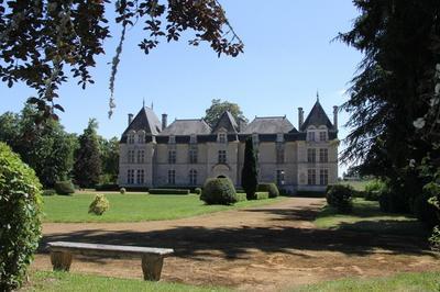 Visite Guidée Du Château De Ravignan à Perquie
