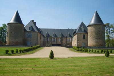 Visite Guidée Du Château De Rochebrune à Etagnac