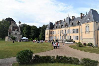 Visite Guidée Du Château De Saint-loup-nantouard Le Dimanche 16 Septembre à Nantouard