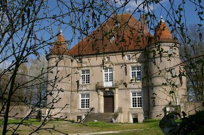 Visite Guidée Du Château De Sandaucourt