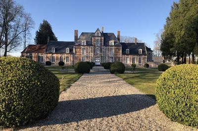 Visite Guidée Du Château De Vauchelles Les Domart à Vauchelles-les-domart
