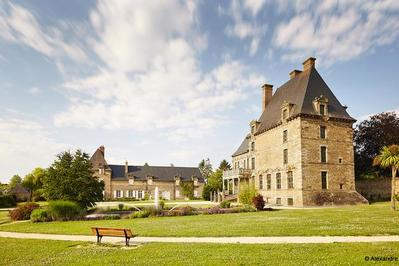 Visite Guidée Du Château Des Montgommery à Ducey