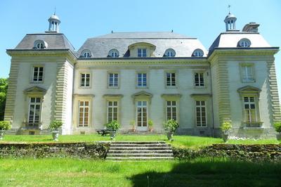 Visite Guidée Du Château Du Buisson De May Et De Son Parc à Saint Aquilin de Pacy
