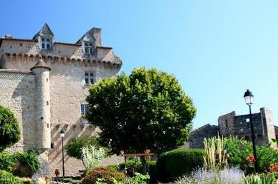 Visite Guidée Du Château Du Doyenné à Varen