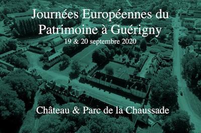 Visite Guidée Du Château Et Du Parc De La Chaussade à Guerigny