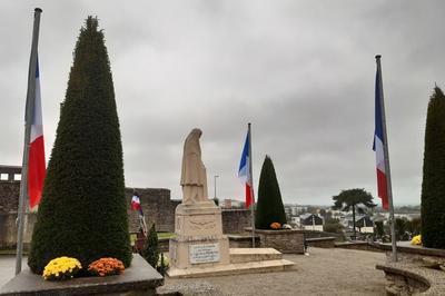 Visite Guidée Du Cimetière Des Aiguillons à Cherbourg