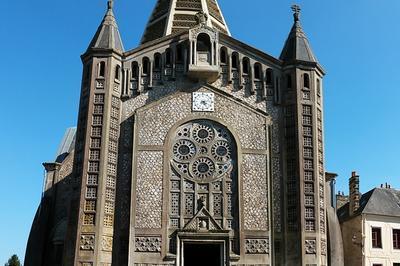 Visite Guidée Du Clocher De L'église Saint-julien à Domfront