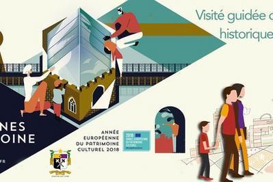 Visité Guidée Du Coeur De Ville Historique De Saint-andré à Saint Andre