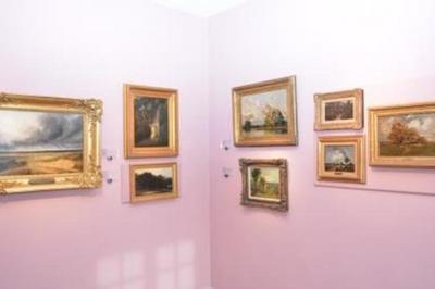 Visite Guidée Du Département De La Peinture De Paysage à Meudon